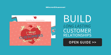 build long lasting customer relationships