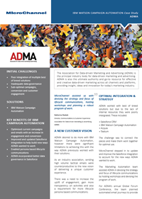 MicroChannel-ADMA-IBM-Case-Study