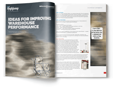 ideas for improving warehouse performance whitepaper