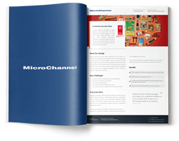 oriental merchant customer story | microchannel