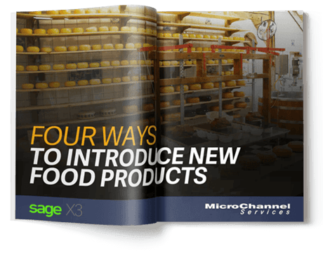 4 ways to introduce new food products