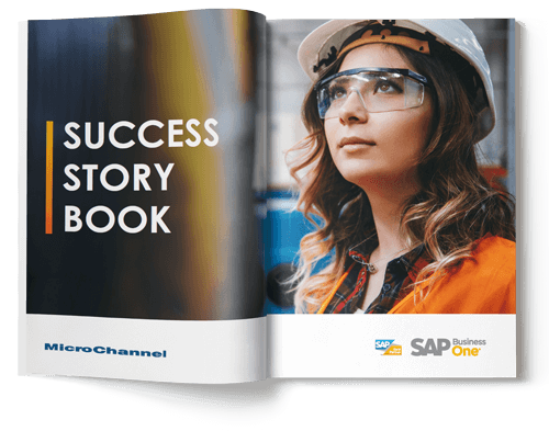 sap success story book by microchannel