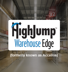 HighJump - Warehouse Edge (formerly known as Accellos)